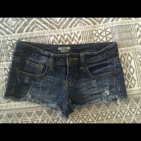 Mossimo Supply Co. Pants - Denim shorts